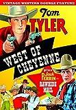 West of Cheyenne (1931) / Rawhide Mail (1934) by Tom Tyler