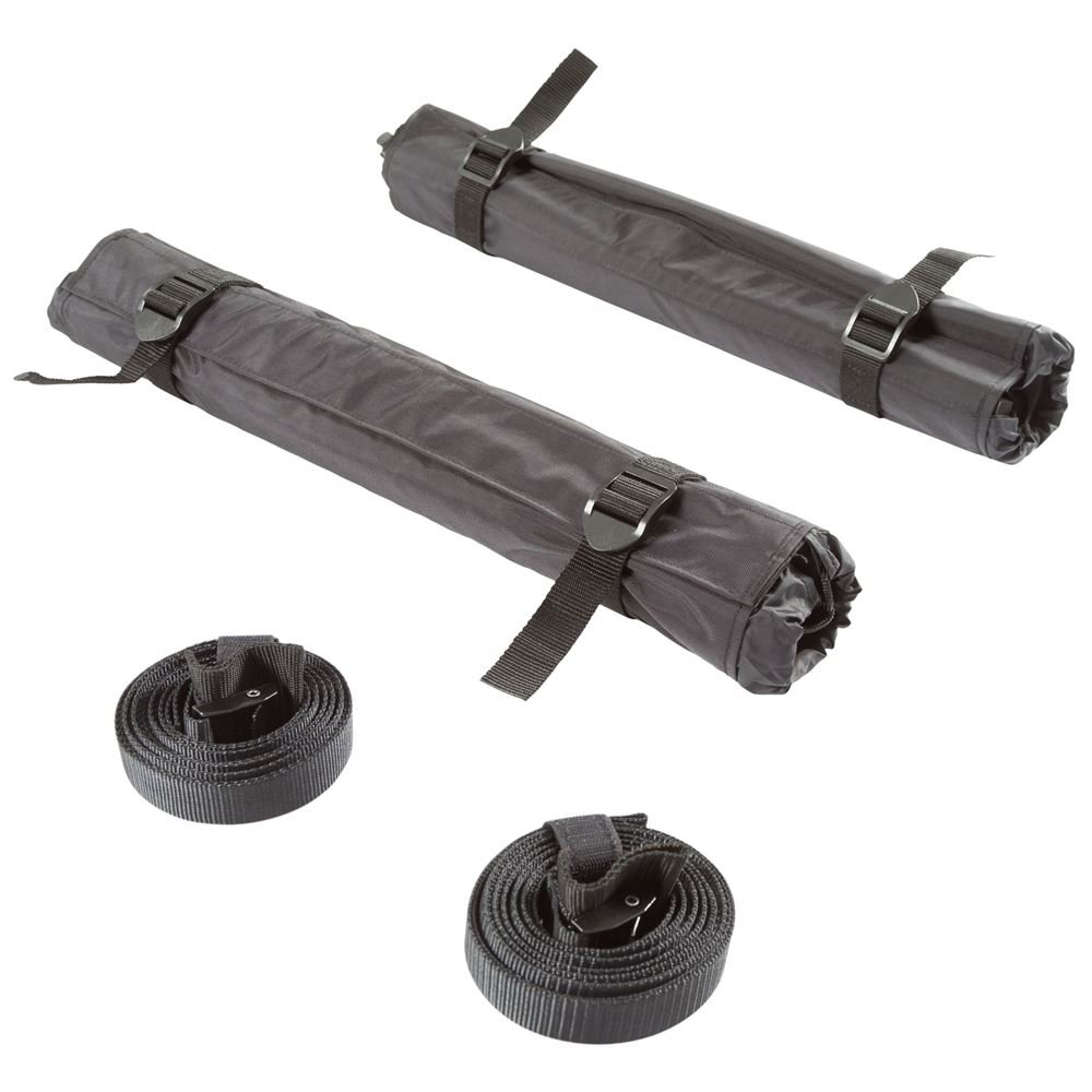 2-Pack Apex Cargo Roof Rack Pads 18'' x 3''