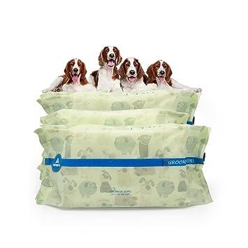 PUPMATE Toallitas para Mascotas para Perros y Gatos, Extra Húmedas y Gruesas toallitas para Cachorro con 300 Unidades de Desodorización e hipoalergénicas, ...