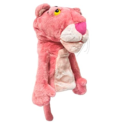 Winning Edge Designs Pink Panther Head Cover