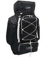 Large 80 Litres Camping Hiking Travel Holiday Rucksack Backpack Luggage Bag