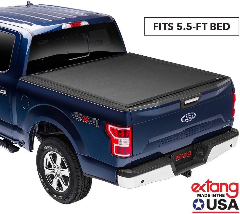 85405 Fits 2009-14 Ford F150 56 Bed Extang Xceed Hard Folding Truck Bed Tonneau Cover
