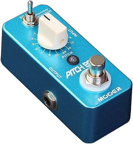 Mooer PITCH BOX - Pedal de efectos: Amazon.es: Instrumentos musicales