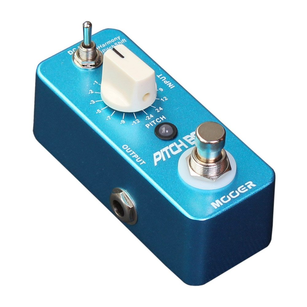 Mooer Pitch Box, micro pedal by MOOER