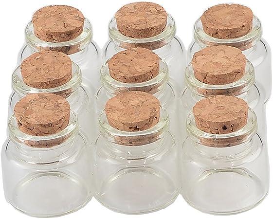 Amajoy Tappo da 10 Pezzi di Tappo per Bottiglie di Caramelle Fai-da-Te