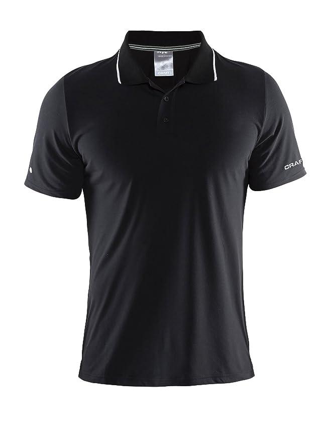 Craft in the zone Pique Polo Shirt Herren Sommershirt T-Shirt von  notrash2003: Amazon.de: Sport & Freizeit