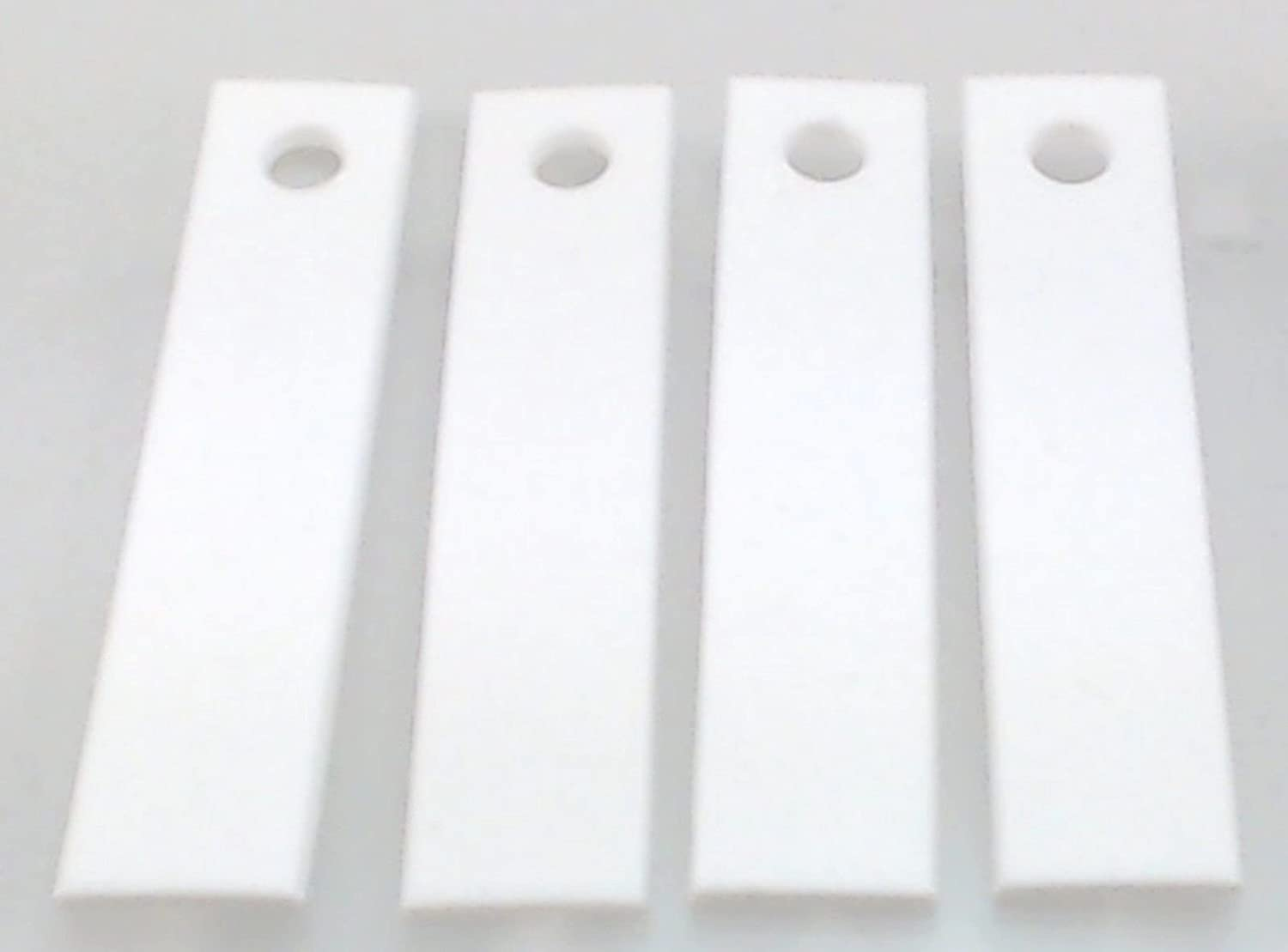 Drum Slide Kit (4-PK) for General Electric, AP5668531, PS6447706, WE1M1067 Seneca River Trading