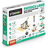 Engino Physics Laws-Inertia, Friction, Circular Motion & Energy Conservation Building Set