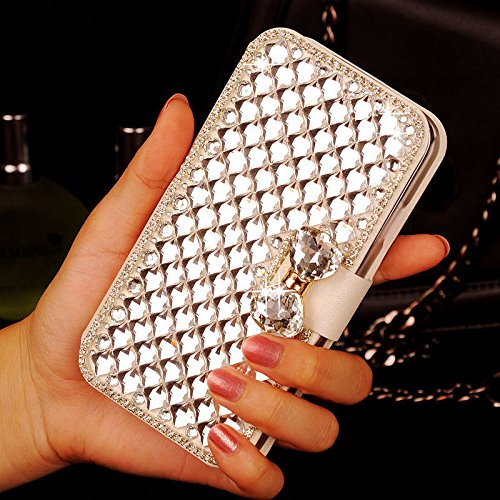 fierce-2-7040t-case-pop-icon-a564c-caseluxury-wallet-diamond-bling-bowknot-silver-crystal-flip-case-