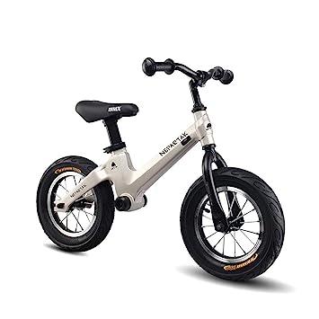 L.TSN Bicicleta para Niños Equilibrio Chicas Chicos con ...