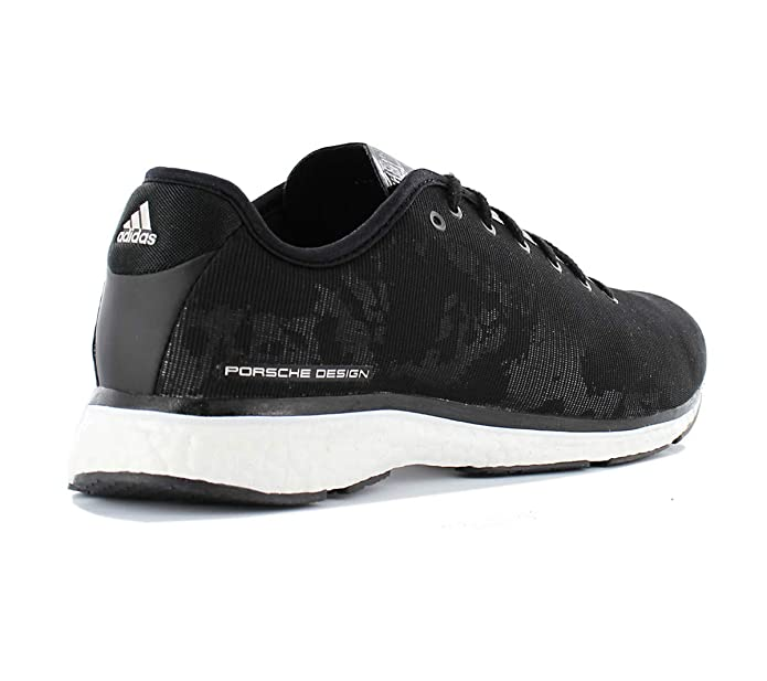 b911c1ae0db adidas Originals Porsche Design Endurance AQ3577 Black Men Trainers Sneaker  Shoes Size  EU 40 2 3 UK 7  Amazon.co.uk  Shoes   Bags