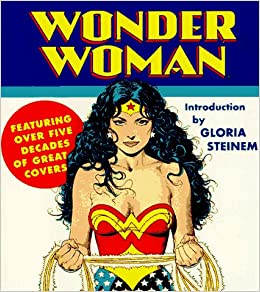 wonder woman featuring over five decades of great covers tiny folio