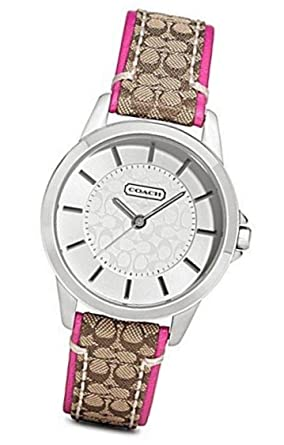9a9acfd26ebe [コーチ] COACH 腕時計 14501543 クラシックシグネチャー レディース [並行輸入品]
