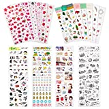 Planner Stickers Value Pack (Assorted 1200 PCS, 36 Sheets) - Decorative Sticker Collection for Scrapbooking, Calendars, Arts, Kids DIY Crafts, Album, Diary, Bullet Journals by Knaid