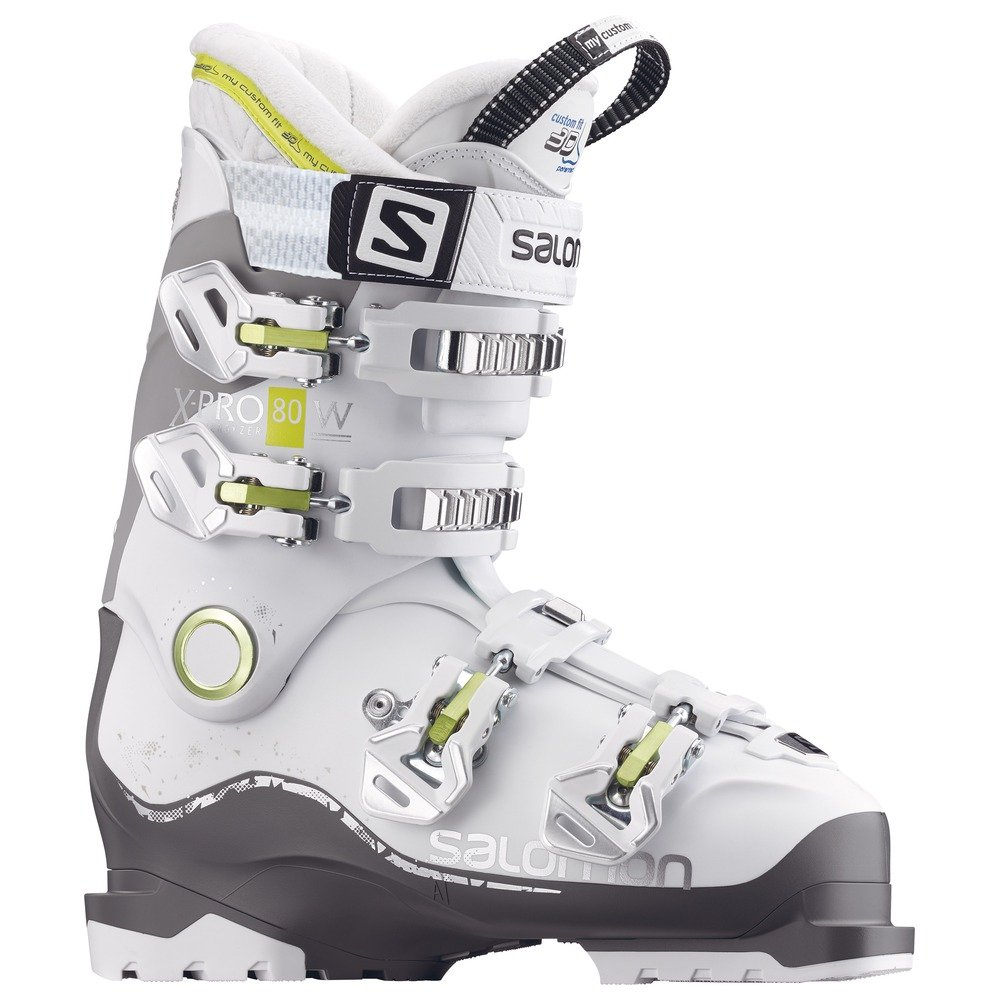 Skischuhe X Pro 80 Herren schwarz SALOMON