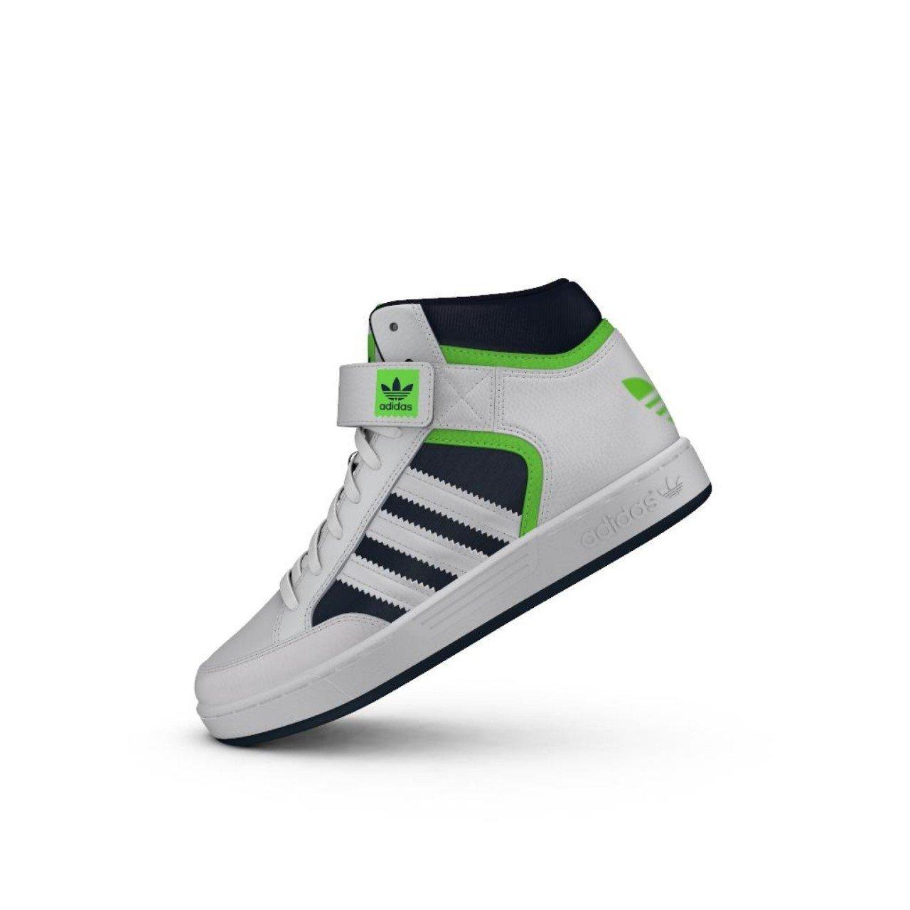 adidas Varial Mid J, Chaussures de Skate garçon adidas Originals