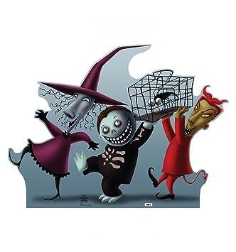 Amazon.com: Lock, Shock & Barrel - Tim Burton's The Nightmare ...