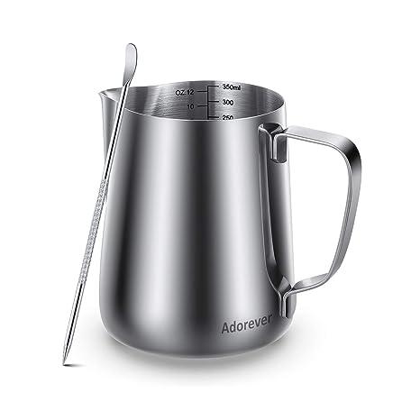 Amazon.com: Jarra para esmerilado de leche, de 11.8 fl oz ...