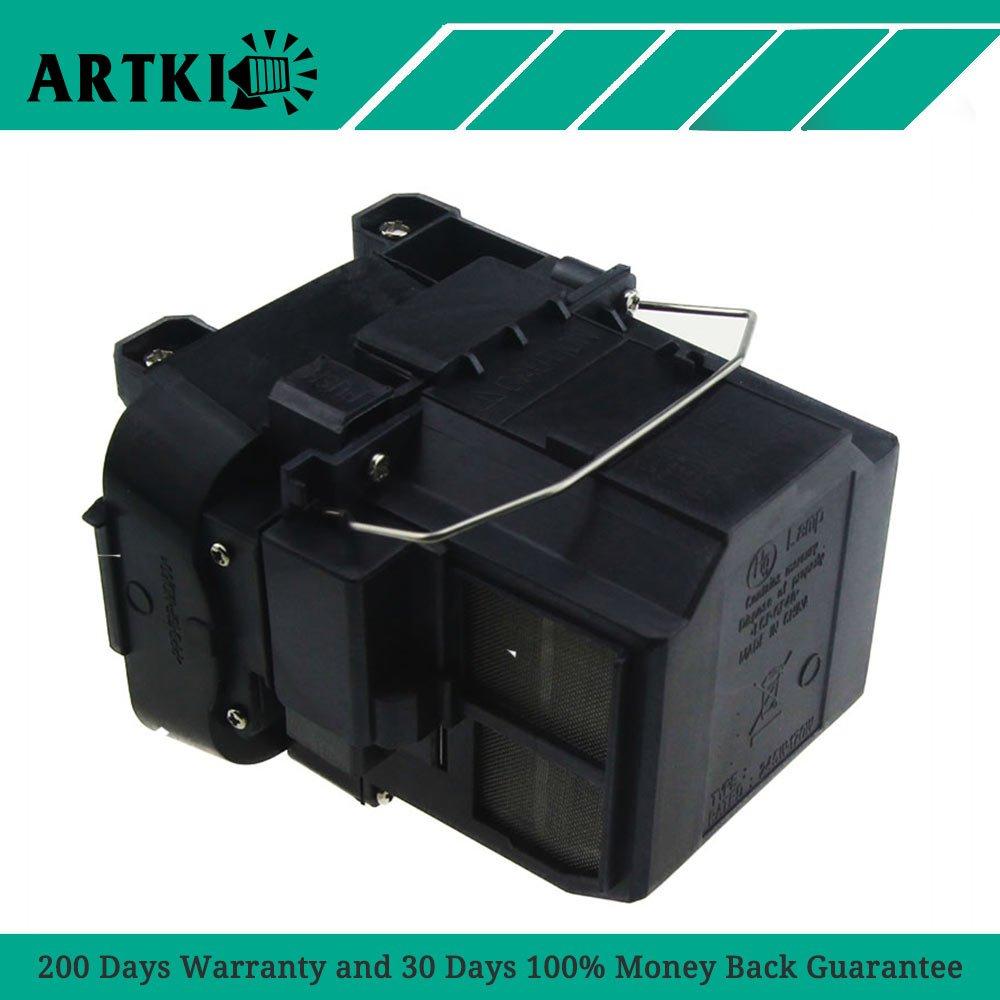 ELPLP77/V13H010L77 Replacement Lamp ELPLP77 for EPSON PowerLite 1975W 1980WU 1985WU 4650 4750W 4855WU G5910/HC 1440 by Artki by Artki (Image #6)