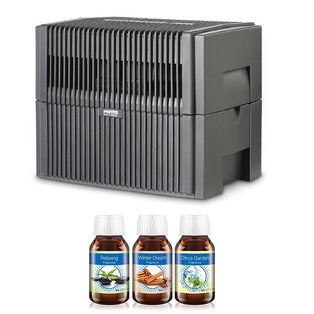Venta LW25G Humidifier & Airwasher (Charcoal Gray/Metallic) (800 Square Feet Bundle)