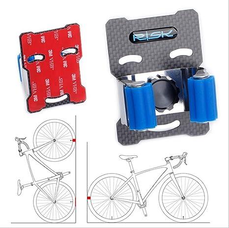 SZBTF soporte de pared portátil para bicicleta, soporte vertical ...