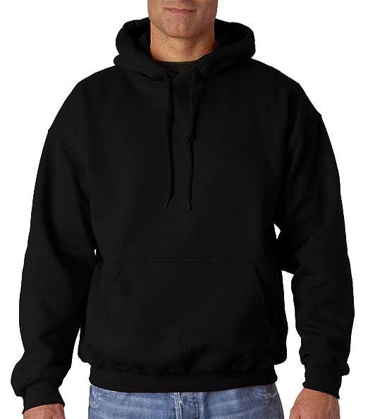 562409ad Gildan Mens DryBlend Pullover Hooded Sweatshirt at Amazon Men's ...