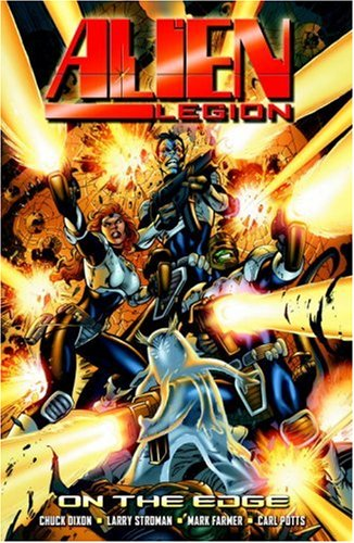 Alien Legion: On the Edge