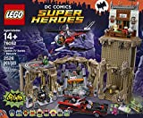 LEGO Super Heroes Batman Classic TV Series – Batcave 76052