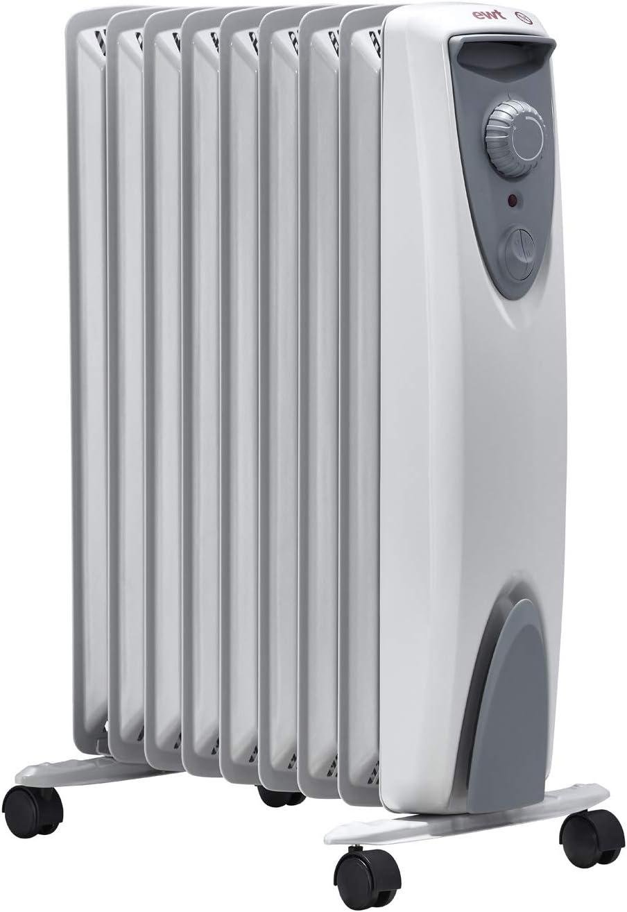 le chauffage Badheizkörper ölradiator 500 W Chauffage électrique Avec Thermostat