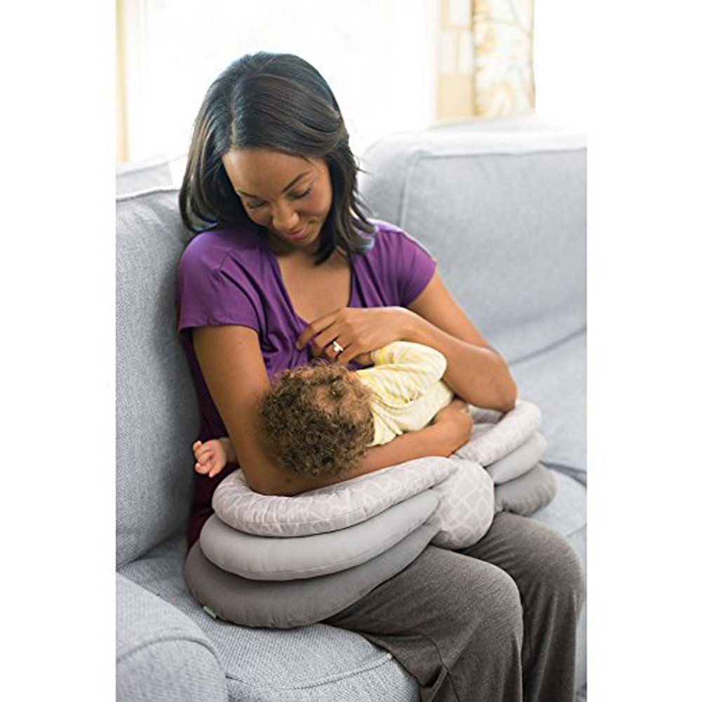 Amazon.com: SHP lactancia almohada, almohadas de lactancia ...