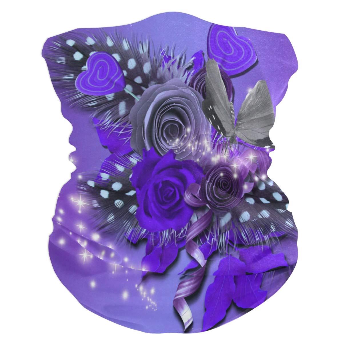 Abstract Flower Headband...
