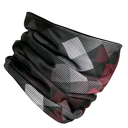 Check Fleece (Turtle Fur Comfort Shell Pipe Dream Fleece Lined Heavyweight Neck Warmer Checks Mix)