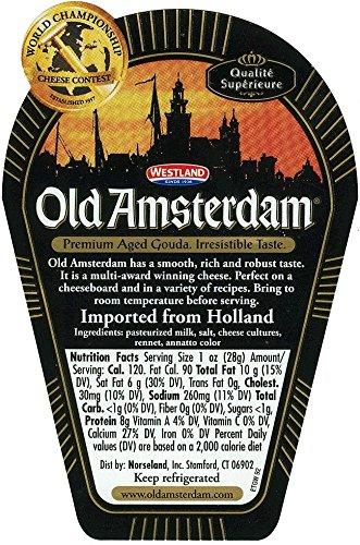Westland, Old Amsterdam Cheese (2 x 1 pound)