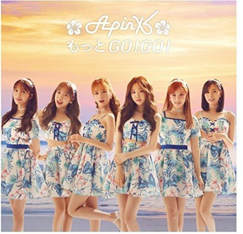 CD : Apink - Motto Go! Go! (Limited-B) (Japan - Import, 2 Disc)