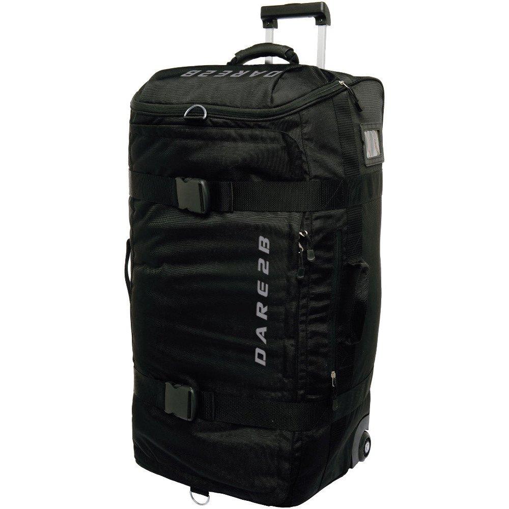 6b1f0aefd Dare 2b Tow Wheel Duffel Bag - Black, Single: Amazon.co.uk: Sports ...