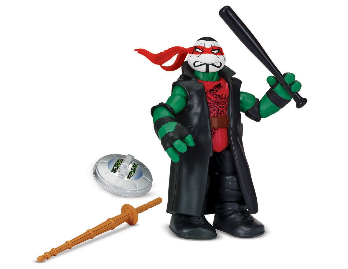 Amazon.com: Figuras de acción de las Tortugas Ninja Mutant ...