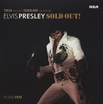 ELVIS PRESLEY - Sold Out!: On Tour 1974 (2 CD Set / 7