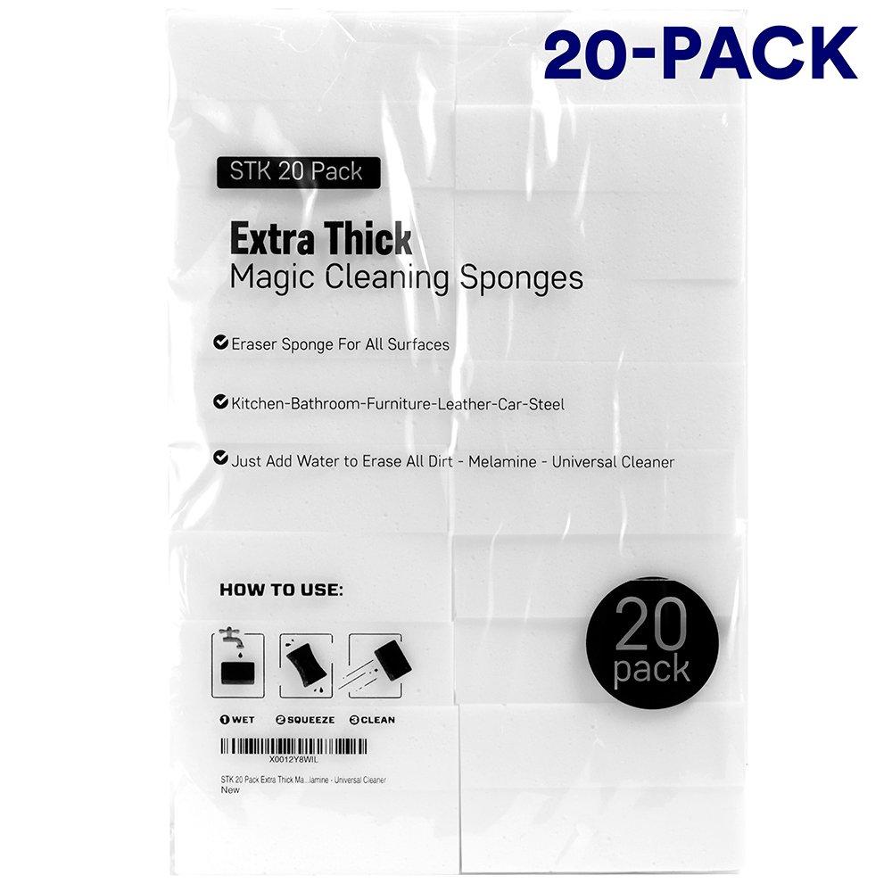 Amazon.com: (20 Pack) Extra Large Magic Cleaning Eraser