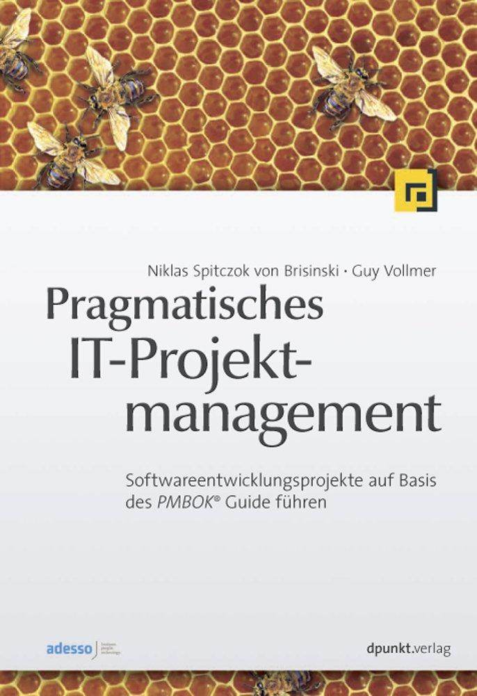 Pragmatisches IT-Projektmanagement: Softwareentwicklungsprojekte auf Basis des PMBOK Guide führen