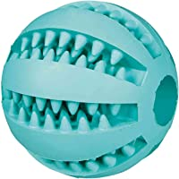Trixie Denta Fun Ball, naturalna guma o miętowym smaku