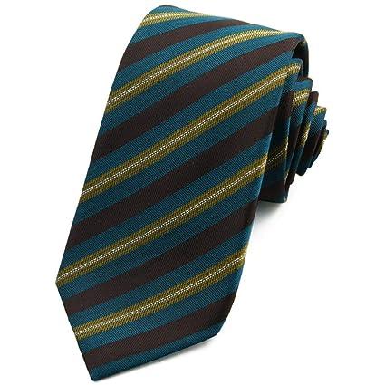 Amazon.com : WYJW Trajes de negocios para Hombre Corbatas de ...