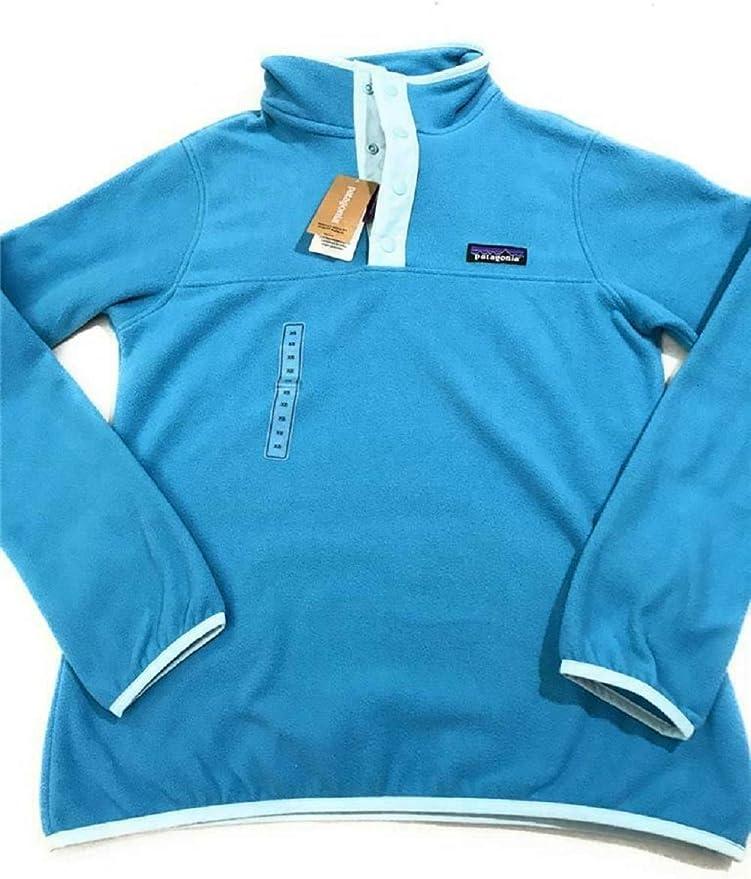 Patagonia Damen Ws Micro D Snap-t P//O Sweatshirt