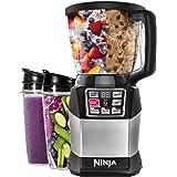 Nutri Ninja Bl 492 Auto-Iq - 1200 W, Nutri Ninja Blender, Black/Gray