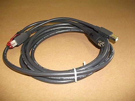 Epson PUSB Y Cable: 010842A Cyberdata P-USB 3m - Cable de ...