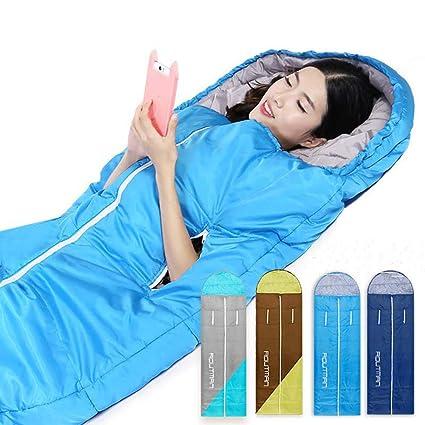 TFGY Saco de Dormir, sobre Ligero Saco de Dormir, Extensible a Mano, Múltiples