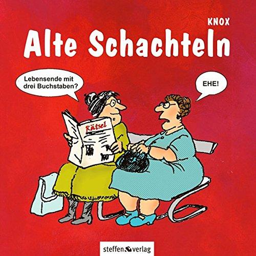 Alte Schachteln 4 Aufl Amazon De Knox Bucher