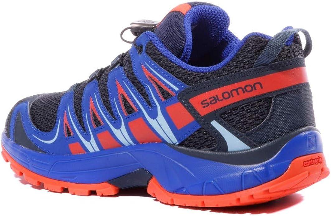 Chaussures Multisports de Plein air Mixte Enfant SALOMON XA Pro 3D CSWP J