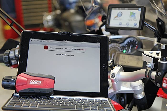 GS911: BMW Motorcycle Diagnostic Tool (Wifi Enthusiasts version) Review