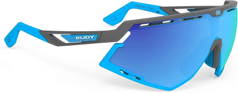 Occhiali Rudy Project DEFENDER Black Matt Lens IMPACTX2 Red