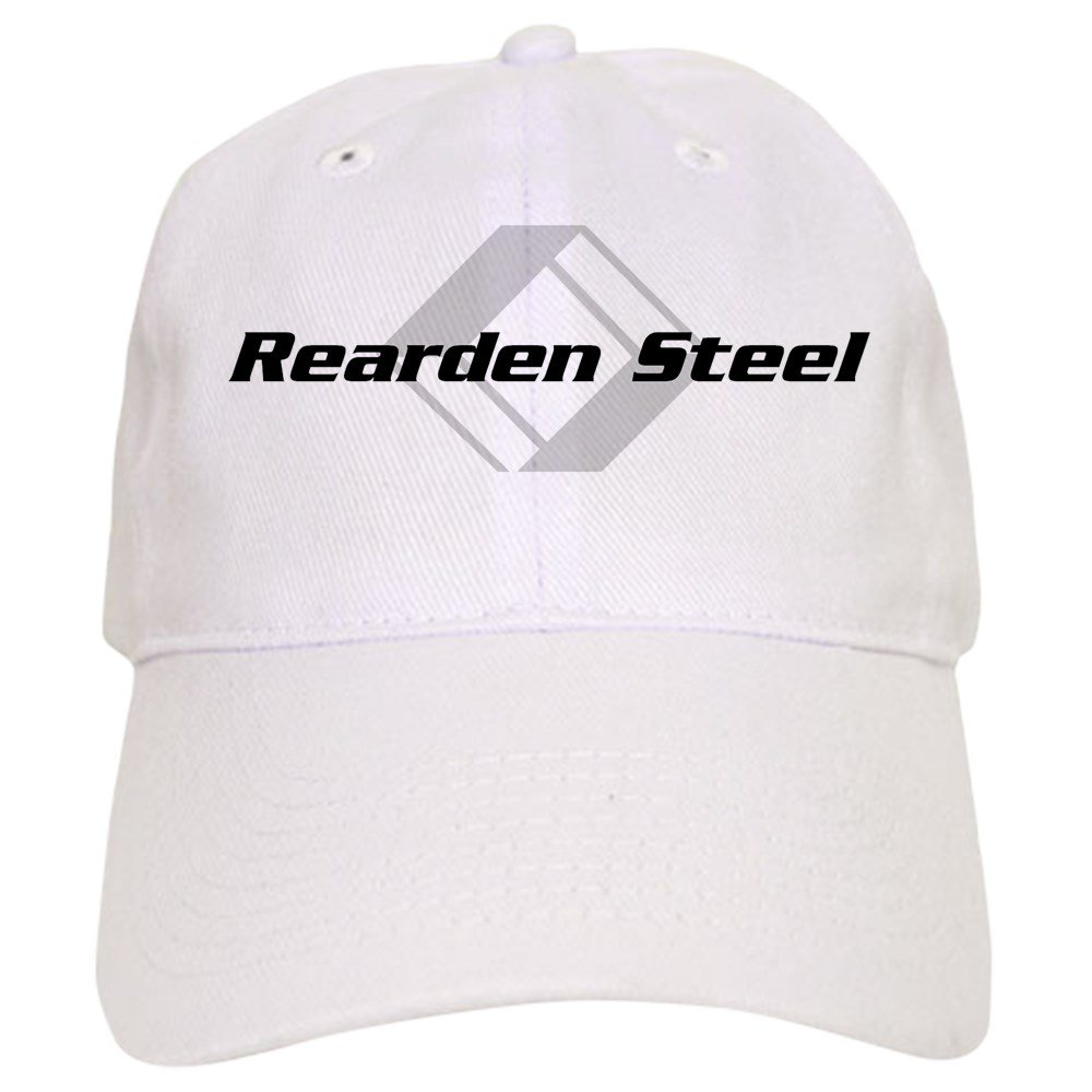 6658c7dc042 Amazon.com  CafePress - Rearden Steel Cap - Baseball Cap with Adjustable  Closure